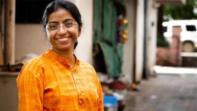 Sunitha Krishnan - Anti-Trafficking Crusader