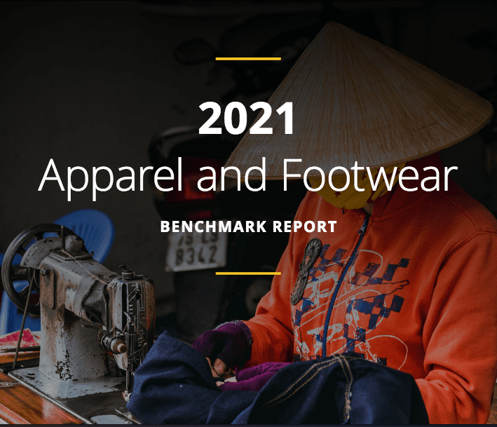 Apparel and Footwear 2021 Benchmark Report