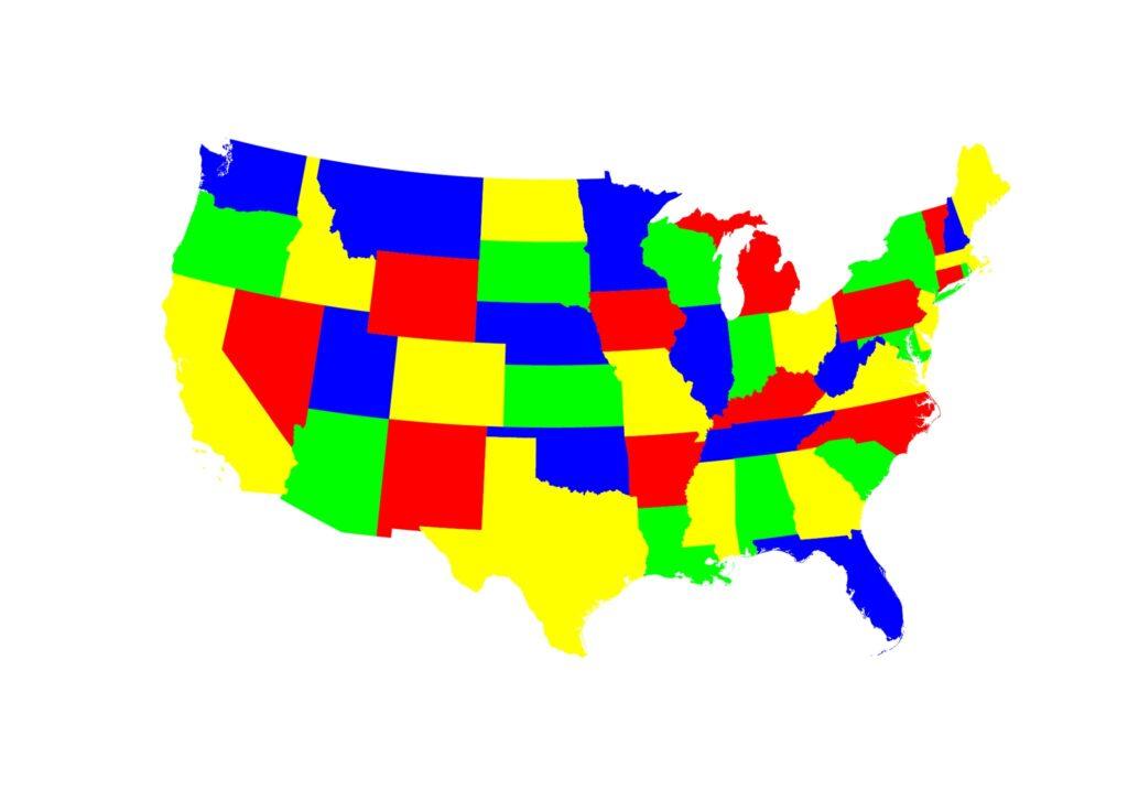 Top 3 States for Human Trafficking
