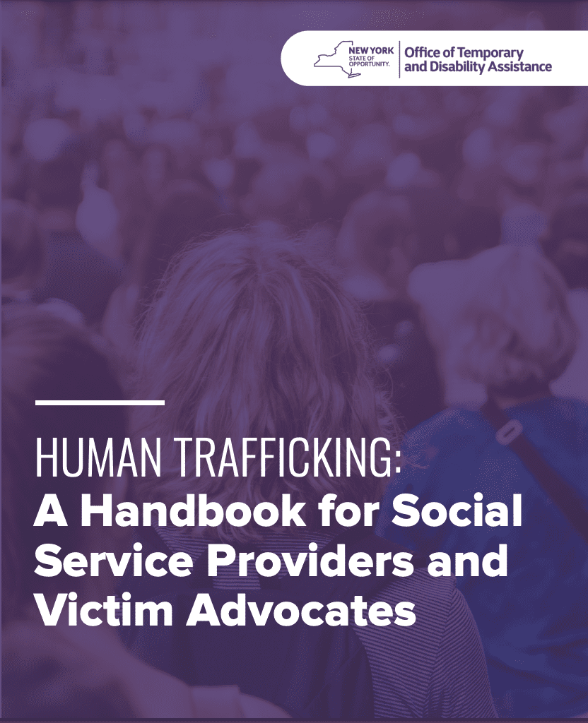 A Handbook for Social Service Providers and Victim Advocates
