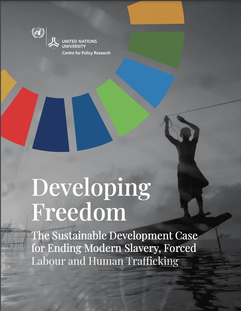 The Sustainable Development Case for Ending Modern Slavery
