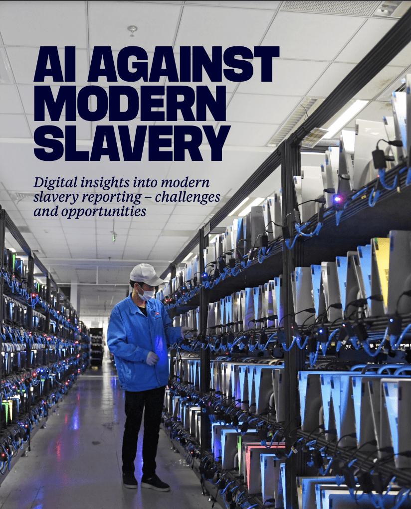 AI Against Modern Slavery