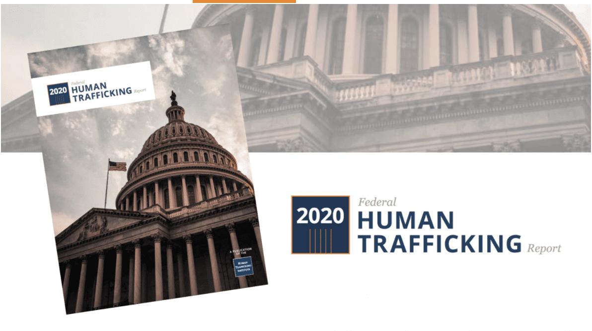 2020 Federal Human Trafficking Report