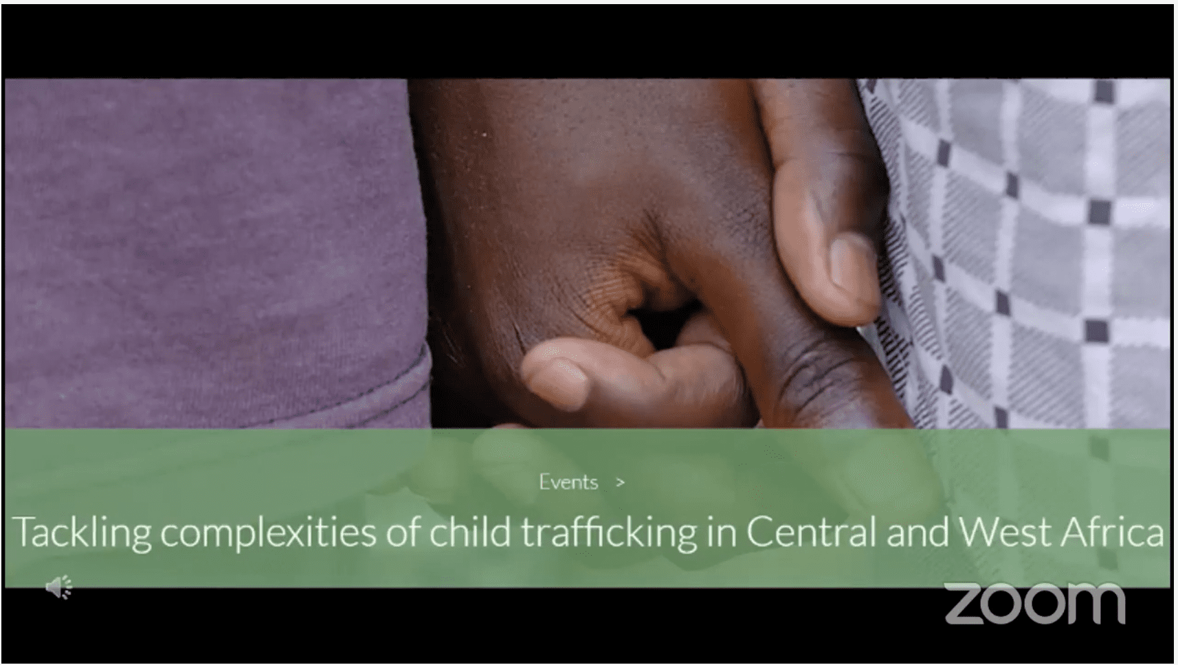 Tackling complexities of child trafficking in Central and West Africa