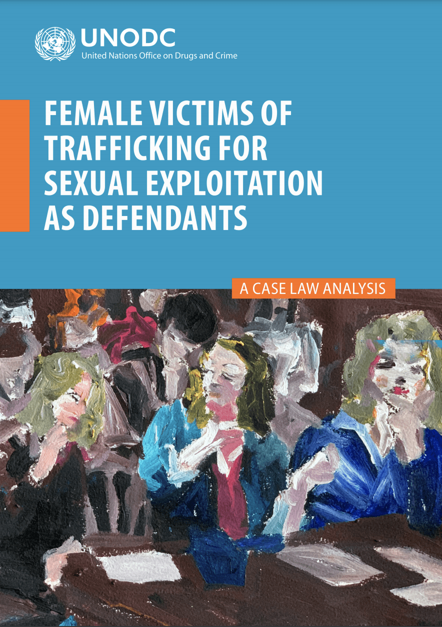 Female Victims of Trafficking for Sexual Exploitation as Defendants