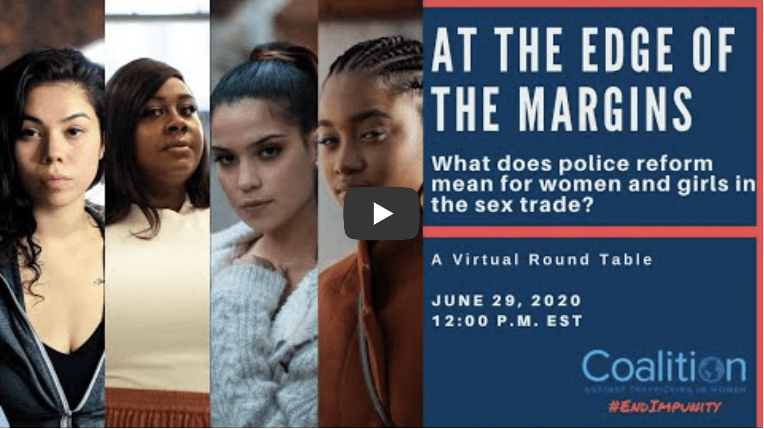 What Does Police Reform Mean for Women and Girls in the Sex Trade?