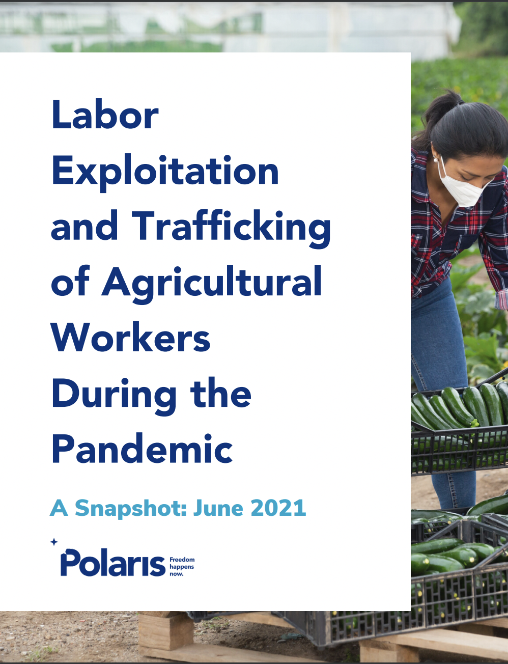 Labor Exploitation and Trafficking of Agricultural Workers During the Pandemic