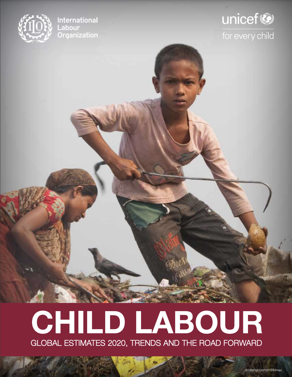 Child Labour: Global Estimates 2020, Trends and the Road Forward