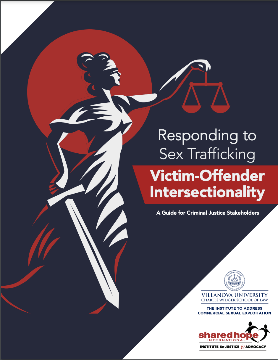 Responding to Sex Trafficking: Victim-Offender Intersectionality