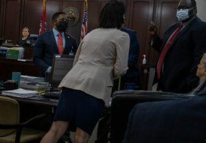A day in Judge Ana Escobar's courtroom. (Photo: John Partipilo)