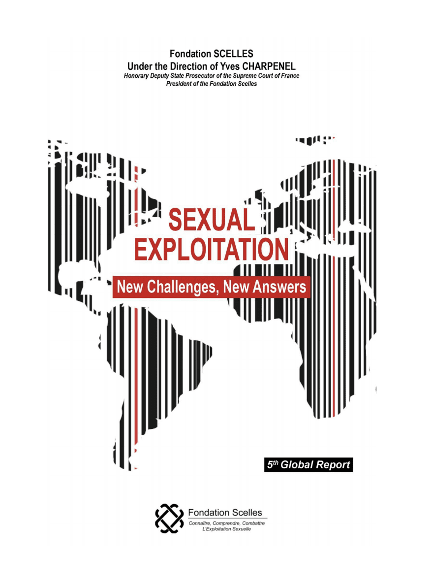 5th Global Report on Sexual Exploitation: New Challenges, New Answers