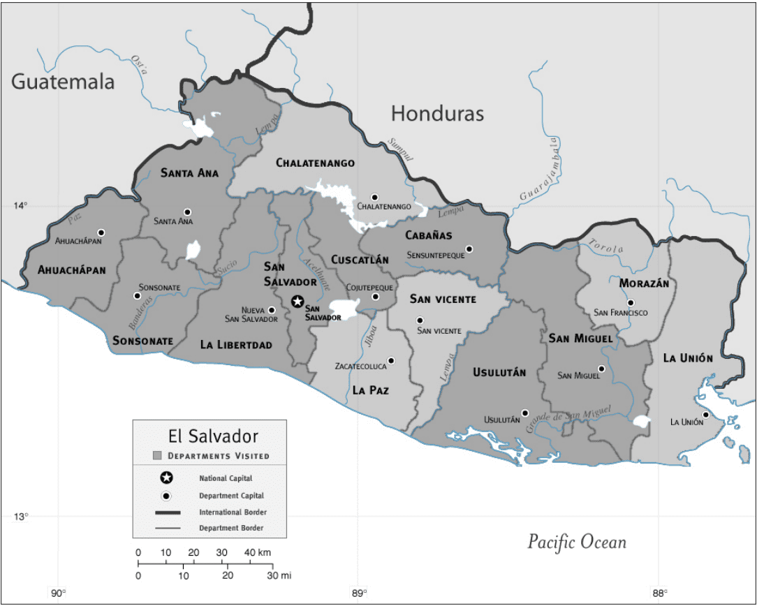 Abuses Against Child Domestic Workers in El Salvador