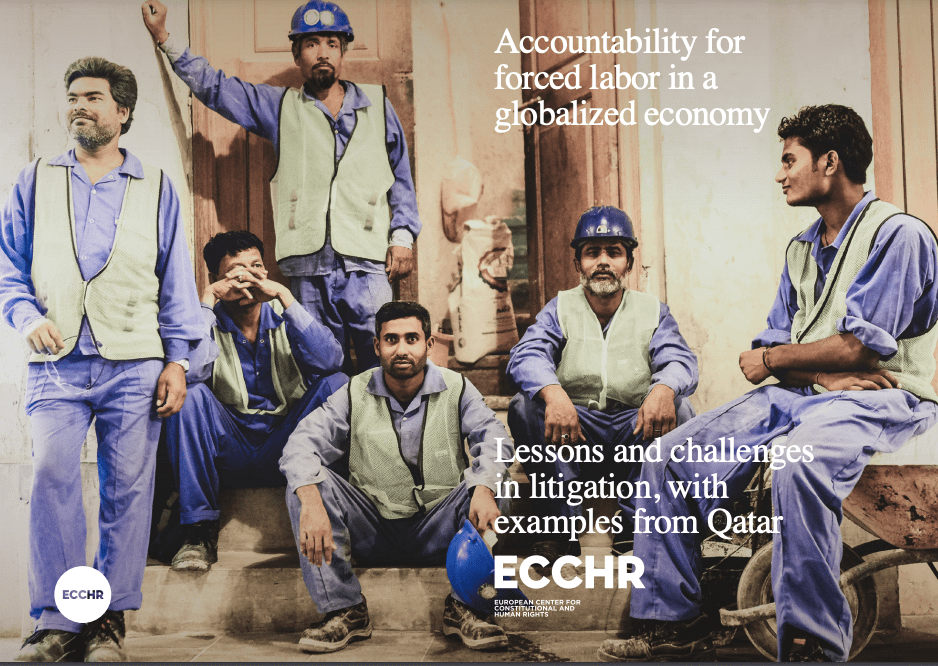 Accountability for forced labor in a globalized economy