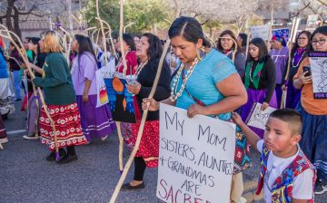 Indigenous People: Colonization, Forced Assimilation, and Sex Trafficking