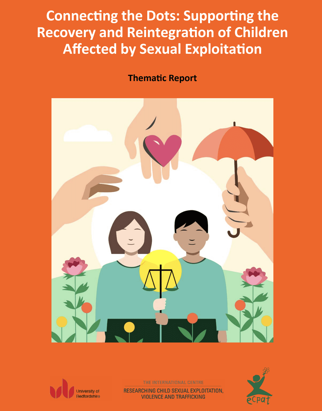 Connecting the Dots: Supporting the Recovery and Reintegration of Children Affected by Sexual Exploitation
