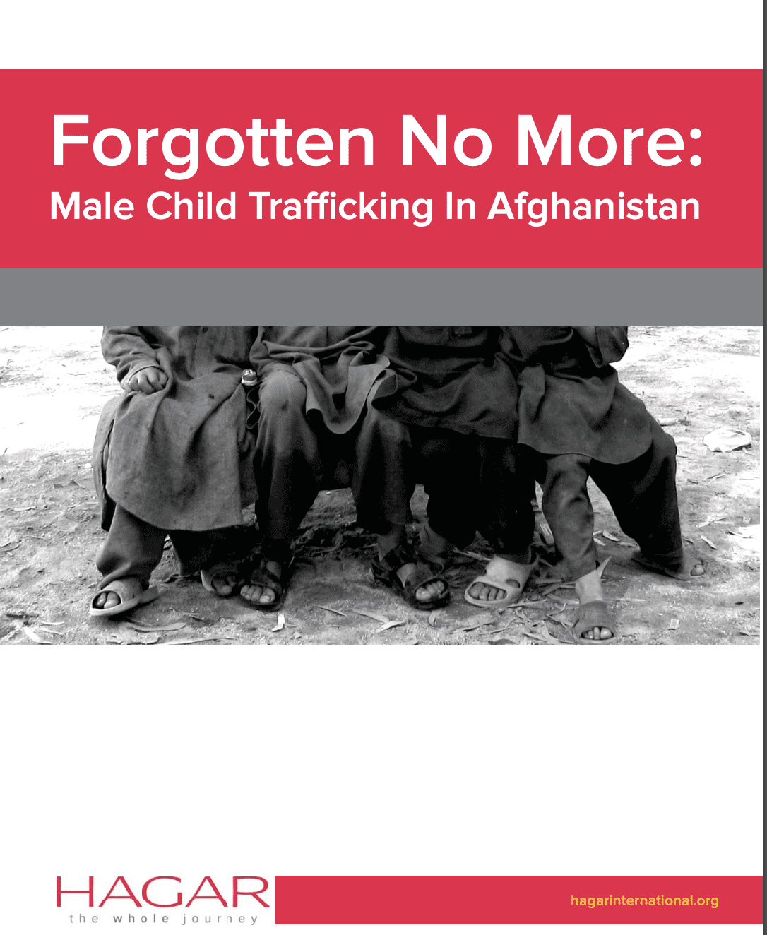 Forgotten No More: Male Child Trafficking In Afghanistan