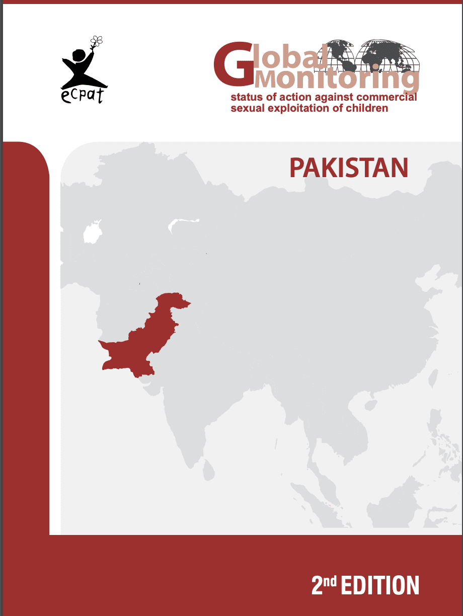 Global Monitoring Status of Action Against Commercial Sexual Exploitation of Children – Pakistan