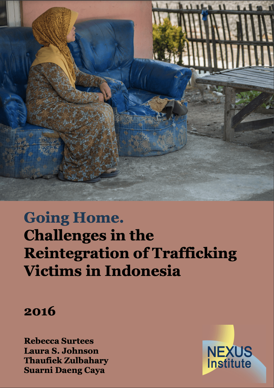 Going Home. Challenges in the Reintegration of Trafficking Victims in Indonesia