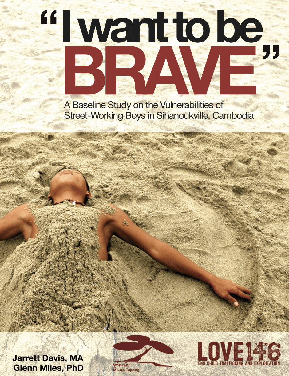 """""""I Want to be Brave"""": A Baseline Study on the Vulnerabilities of Street-Working Boys in Sihanoukville, Cambodia"""