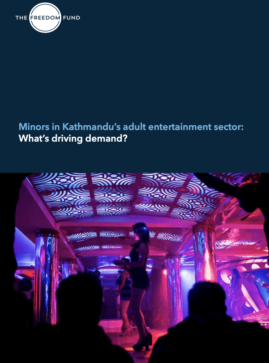 Minors in Kathmandu's adult entertainment sector: What's driving demand?