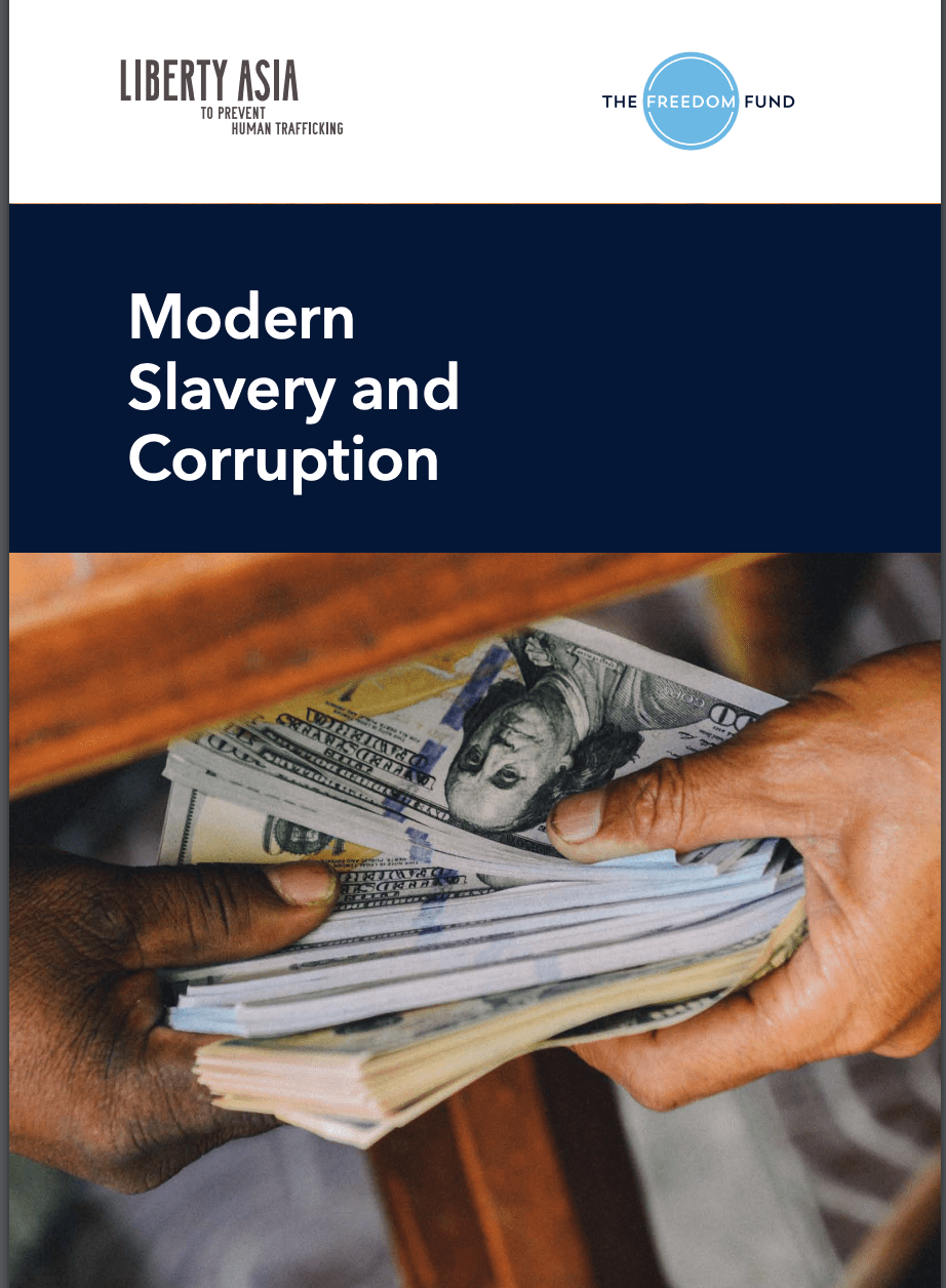 Modern Slavery and Corruption