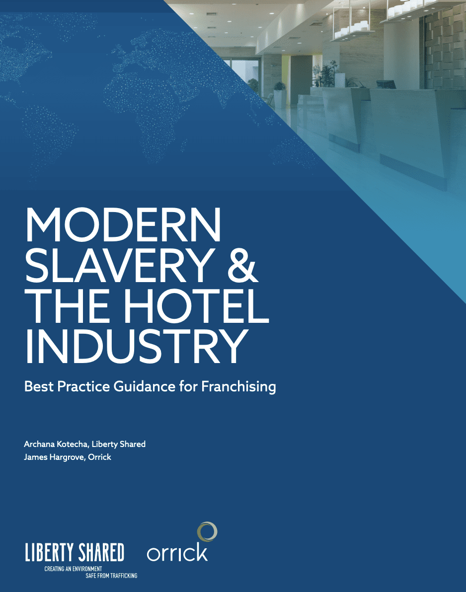 Modern Slavery and the Hotel Industry