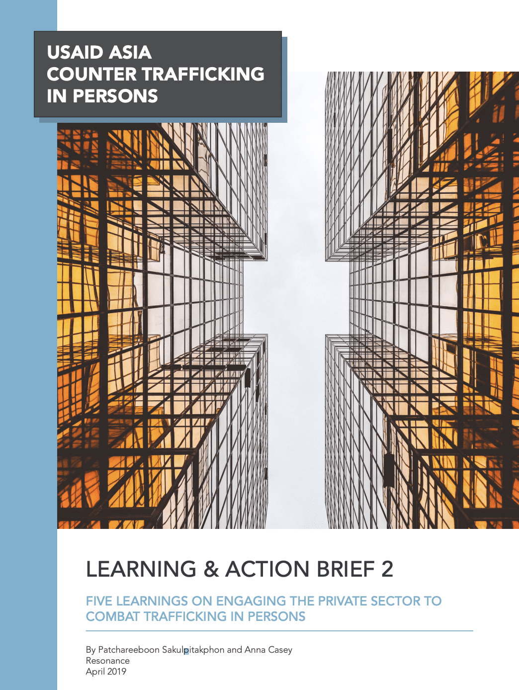 Five Learnings on Engaging the Private Sector to Combat Trafficking in Persons