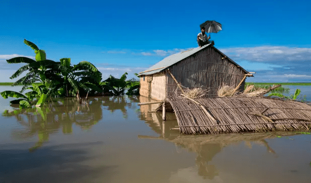 Climate crisis leaving 'millions at risk of trafficking and slavery'