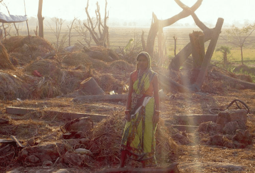 Extreme weather events in India made women, children more vulnerable to modern slavery, flags report