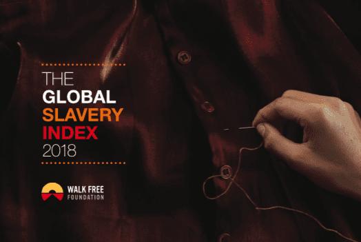Global Slavery Index 2018
